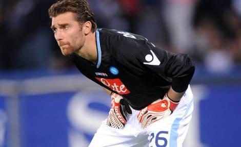Italia, Morgan De Sanctis da l'addio alla Nazionale. Ecco perchè