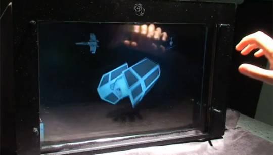 Soundwave: arriva il portatile che si comanda con il movimento delle mani (video YouTube)