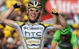 Marc Cavendish 300x187 Tour de France 2011: ieri è stato il giorno di Cavendish. Oggi a chi toccherà?