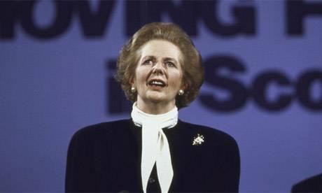 3 maggio 1979: Margareth Thatcher viene nominata primo ministro del Regno Unito