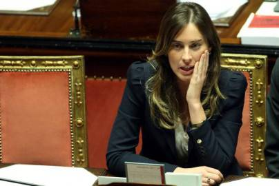 Maria Elena Boschi (Getty Images)