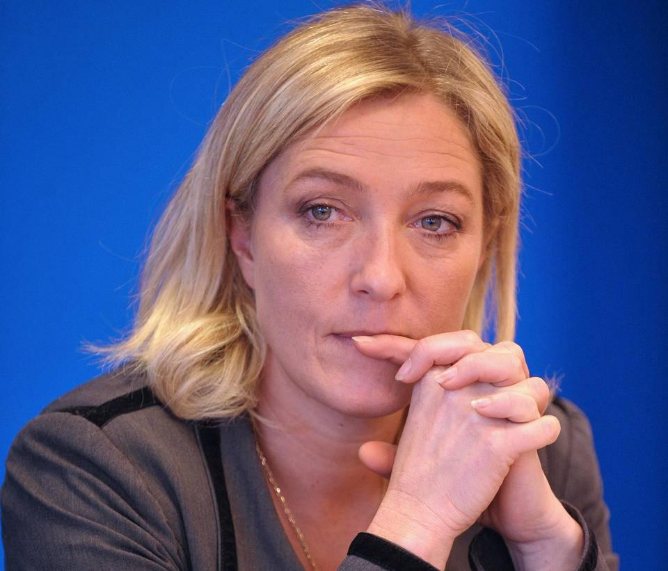"""Marine Le Pen: """"Giulia? Non è un nome francese, ma italiano"""""""