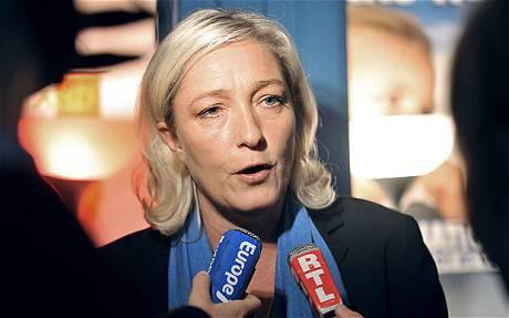 """Marine le pen 1783915c Per Marine Le Pen """"il nazismo fu un abominio"""""""