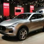 Maserati Kubang: perla al Salone di Francoforte