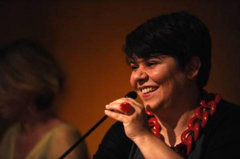 Michela Murgia (Valerio Pennicino/Getty Images)