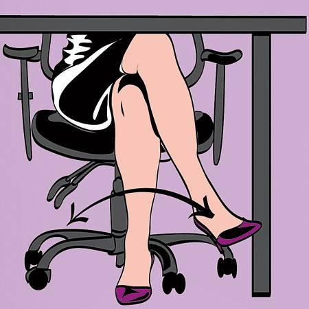 Minibici in ufficio migliora la salute dei lavoratori