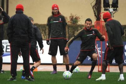 Milan3 404x270 Champions League diretta live: Milan   Barcellona in tempo reale