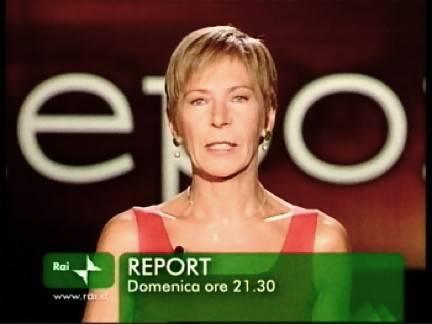 """La Gabanelli a """"Vieni via con me"""" legge le cause intentate a """"Report"""""""