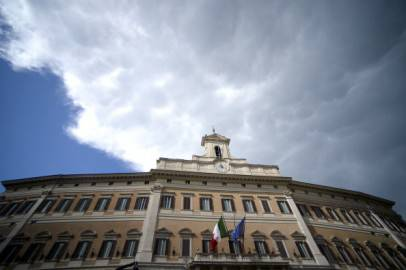Montecitorio (Getty Images)