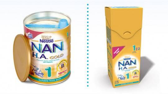 Nestlè sotto accusa, il NAN HA 1 Gold fa ammalare i bambini