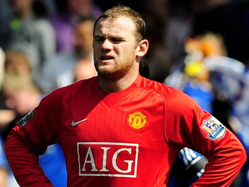 Manchester United vince la Premier League e Rooney si depila un 19 sul petto