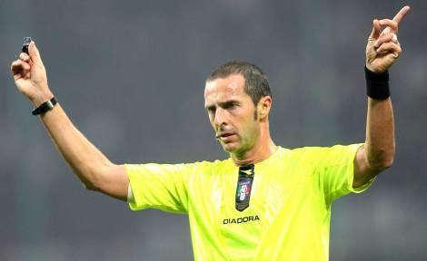 Gli arbitri delle partite della 29° giornata di Serie A: Morganti a Parma – Napoli