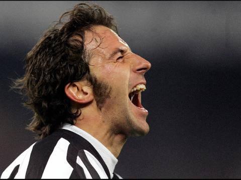 """DEL PIERO / Juventus, """"Ripartiamo da qui"""""""