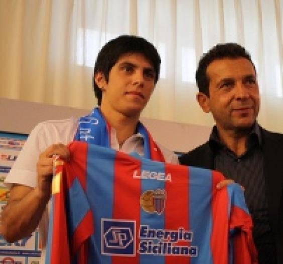 Calciomercato Catania: Barrientos torna in Argentina