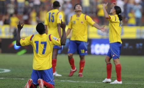 Coppa America 2011: Colombia-Costa Rica 1-0 tabellino e cronaca