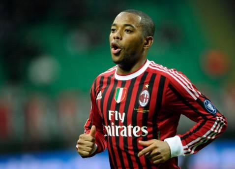 NEWS 1321602118 robinho 478x343 Video Novara vs Milan 0 3: al Silvio Piola i rossoneri continuano la caccia alla Juventus (gol e highlights)