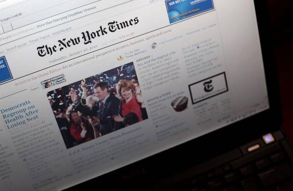 Sul web le istruzioni per aggirare le protezioni del New York Times a pagamento