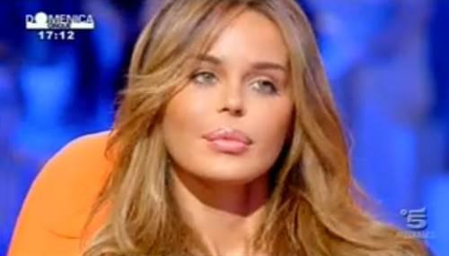 Nina Moric: intervista a cuore aperto a Domenica Cinque