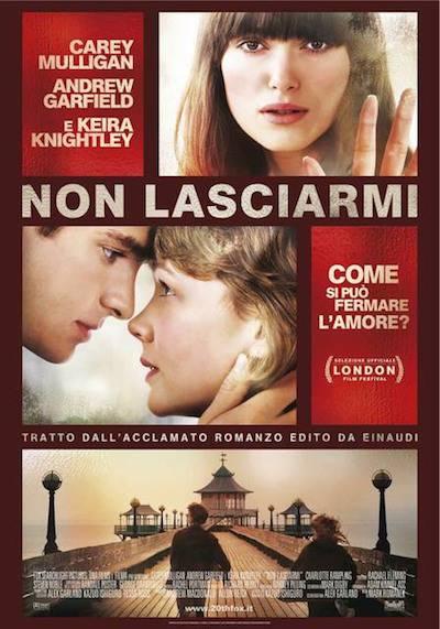"""""""Non Lasciarmi"""" esce oggi nelle sale il nuovo film con Keira Knightley – Trailer"""