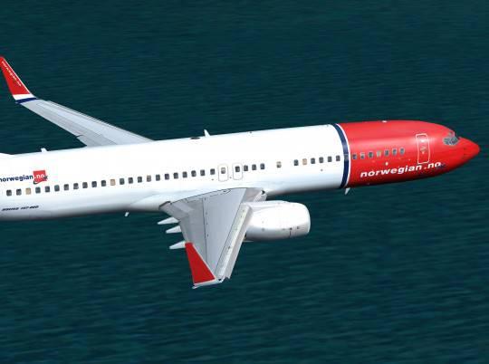 Norwegian e1332864567606 Norvegia: musicista black metal sulle livree della compagnia aerea Norwegian