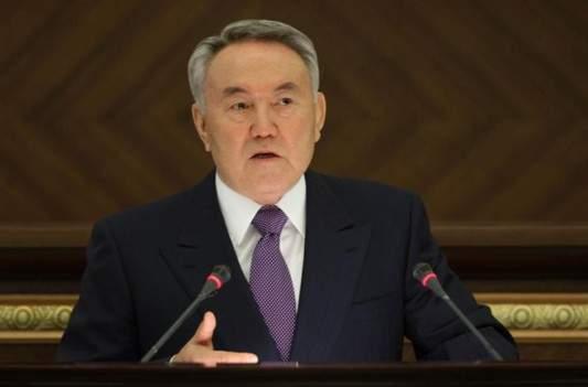 presidente kazakistan
