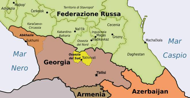 Ossezia del Sud: eletto presidente ex capo del Kgb