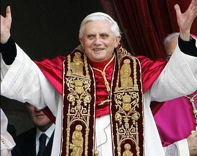 Papa Benedetto XVI ad Assisi per la Giornata della pace e della giustizia