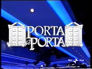 """Diretta Live Streaming """"Porta a Porta"""" 4 Novembre 2010"""