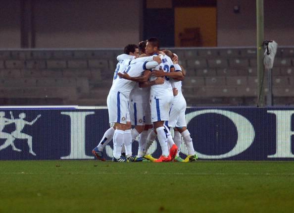 Continua la scalata dell'Inter all'Europa: 2-0 a Verona. Le pagelle