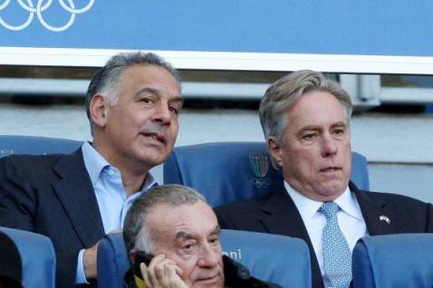 James Pallotta (Paolo Bruno/Getty Images)