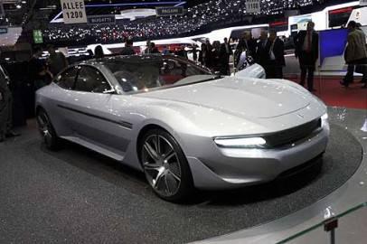 Pininfarina Cambiano Concept2 406x270 Pininfarina Cambiano: prototipo made in Italy al Salone di Ginevra 2012 (fotogallery)
