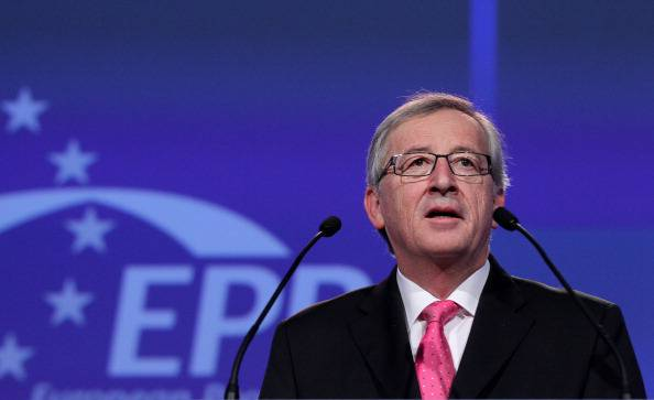 Jean-Claude Juncker, nuovo presidente della Commissione Europea (Getty images)