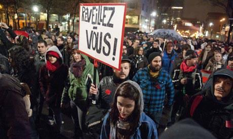 Quebec: 518 arresti a Montreal per manifestazioni studentesche