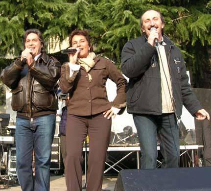 Sanremo 2013: niente festival questa sera per i Ricchi e Poveri, è morto il figlio di Franco