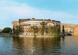 Il Riksdag, il Parlamento della Svezia