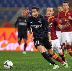 Roma Inter (Getty Images)