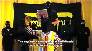 Finlandia: rapito il pupazzo di Ronald McDonald