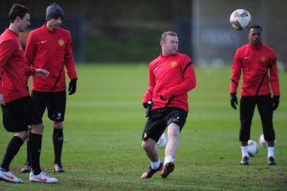 Rooney2 406x270 Europa League diretta live: Manchester United   Athletic Bilbao in tempo reale