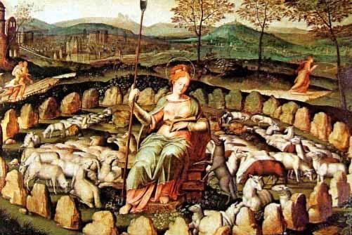 Il santo di oggi: 3 gennaio 2011. Il calendario festeggia Santa Genoveffa