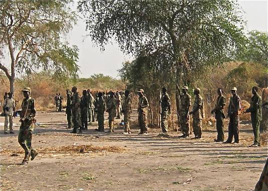 Sud Sudan: ucciso il capo dei ribelli Gatluak Gai