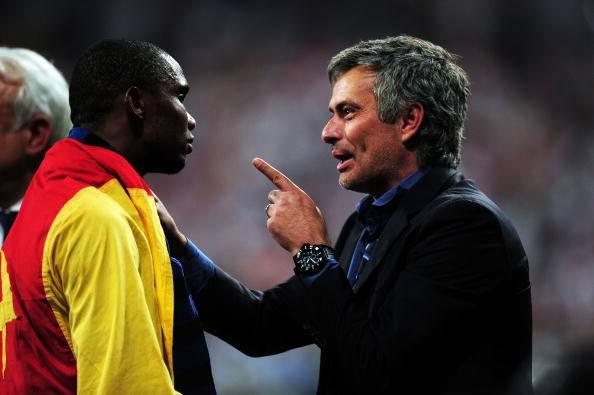 """Samuel Eto'o al vetriolo su Mourinho: """"Io vecchio? Lui è un idiota"""""""