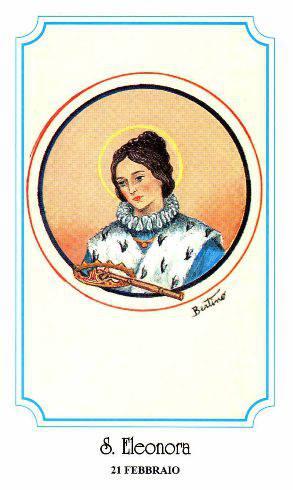 Santo Del Giorno Calendario.Il Santo Del Giorno Oggi 21 Febbraio 2011 Si Celebra Santa