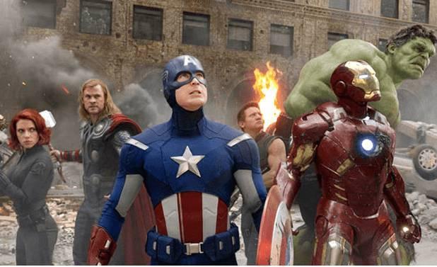 """Il momento epico del film """"The Avengers""""…?"""