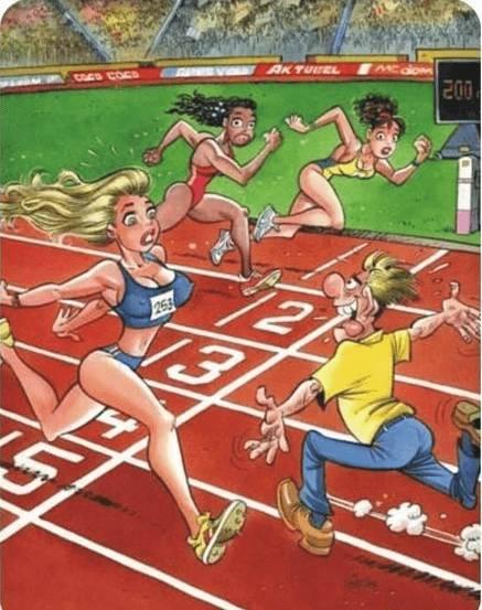 Le migliori olimpiadi mai esistite