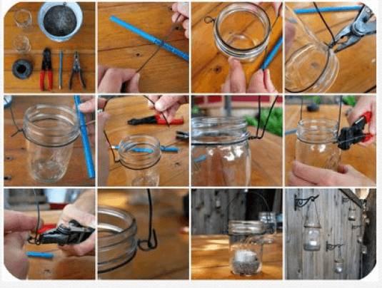 Come fare una lampada in 12 mosse