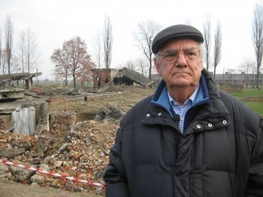 E' morto Shlomo Venezia, uno dei sopravvissuti al campo di Auschwitz-Birkenau
