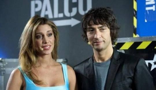 Simone Annicchiarico Belen e1331546872440 Belen Rodriguez fa ingelosire Fabrizio Corona: la showgirl ha unamicizia particolare con Simone Annicchiarico?