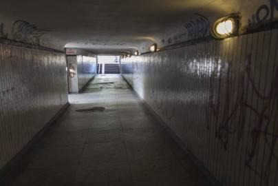 Sottopassaggio Stazione (Getty Images)