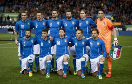 Spagna Italia (getty images)
