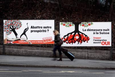 Referendum Svizzera (Getty Images)